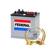 Federal 6V 230Ah Solar Akü