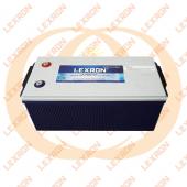 LEXRON 12V 150Ah GEL Akü