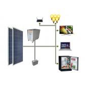 Taşınabilir Solar Paket Sistem 2