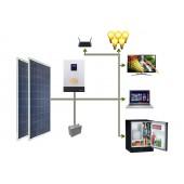 Sabit Solar Paket Sistem 1