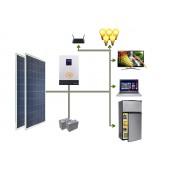 Sabit Solar Paket Sistem 2
