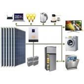 Sabit Solar Paket Sistem 5