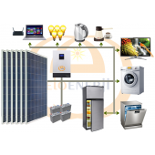 Solar Hazır Paket 9