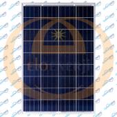 TT100-60P Poli Kristal Panel 100Wp